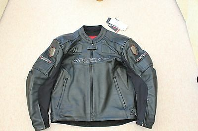 WOLF TITANIUM 2piece racing leathers ( jacket and trousers)