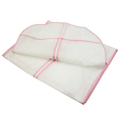 Wedding Evening Dress Gown Garment Cover Bag Protector P1C9