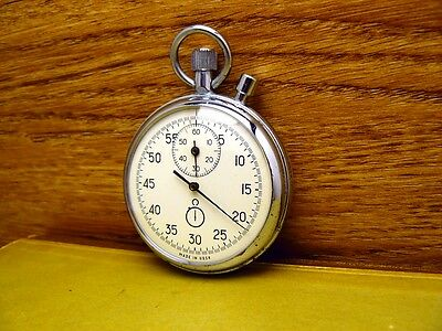 Agat Stopwatch vintage, made in USSR