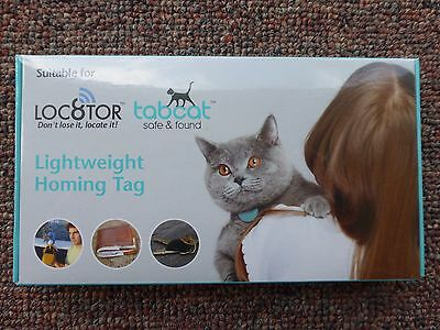 Loc8tor Tabcat Homing Tag with Bonus Protective Case