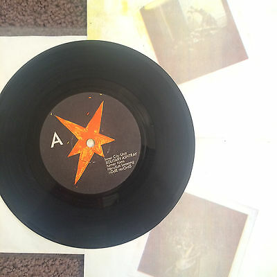 "Inner City Unit. Solitary Ashtray 7"" +INSERT! HAWKWIND Nik Turner MEGA RARE {Fi}"