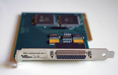 Audio Precision Apib-Pci System 1 System 2 Interface Card Excellent Condition