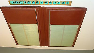 Vintage Remington Rand Kardex Filing System Binder w/98 Flip Index Card Set