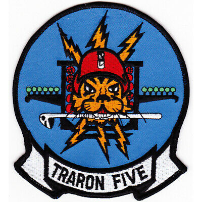 VT-5 Patch Traron Five Tigers