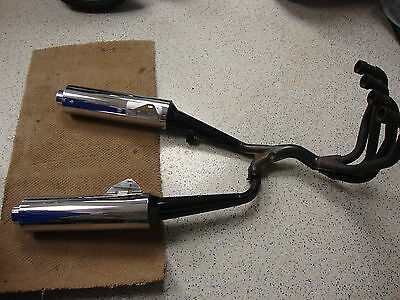ZX11 Exhaust Very Good Condition