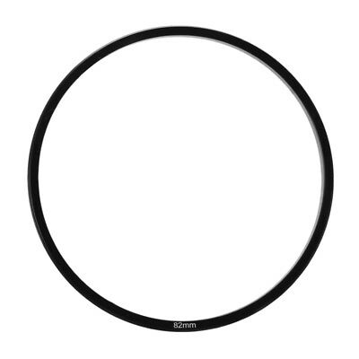 82mm Lens Black Metal Adapter Ring for Cokin P Series Filter Holder A6E5