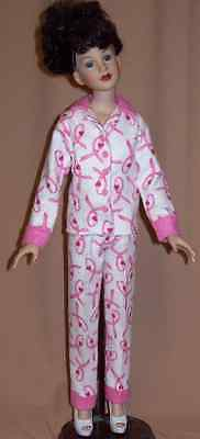 Breast Cancer Pj's for Kitty Collier