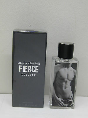 FIERCE by ABERCROMBIE & FITCH 1.7 oz 50 ML COLOGNE SPRAY MEN NEW IN BOX & SEALED
