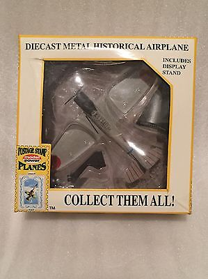 Model Power AICHI D3A1 Val No 5439 Diecast plane Historical Airplane MIB 1/102
