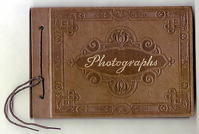 Vintage PHOTO ALBUM 1940-41 FRENCH CANADIAN FAMILY 78+ Photos Manchester NH
