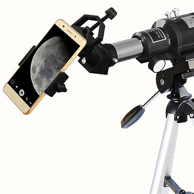 400x70 Refractor Astronomical Telescope With Tripod&Phone Support Holder Adapter
