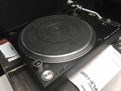 Pioneer PLX-1000 Professional High Torque Direct Drive DJ Turntable
