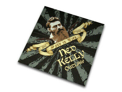 Ned Kelly Bandana - 550mm x 550mm - Brand New