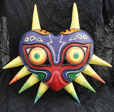 Majora's Mask Legend Of Zelda majoras skull kid cosplay wearable skull kid
