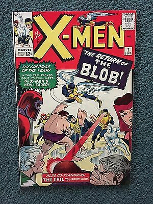 Marvel Comics X Men # 7 1964 VF/ VF+