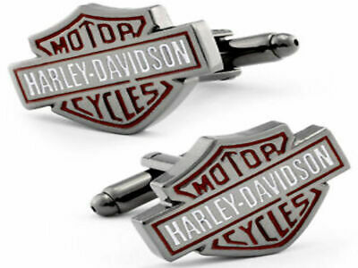 Harley Davidson Cufflinks with Display Box Brand New