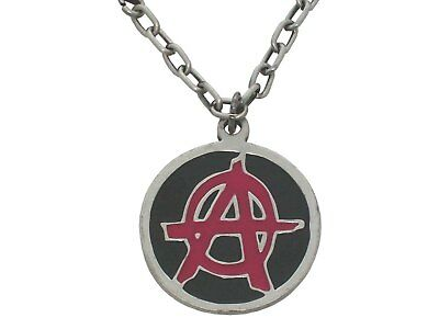 Anarchy Necklace Brand New