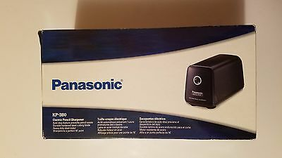 Panasonic KP380 Electric Auto Stop Pencil Sharpener New in Box!!!