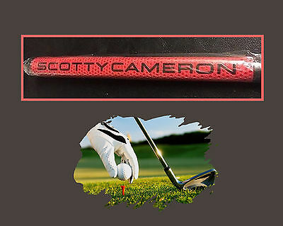 Grip MIDSIZE Scotty Cameron ROUGE MATADOR Putter Golf Manche Poignée