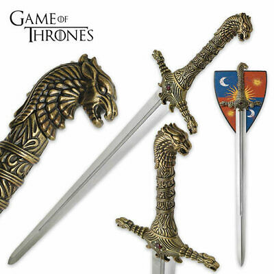 Game Of Thrones Oathkeeper Sword (108cm) - Brand New
