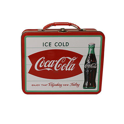 Coca-Cola Large Carry All Tin (CC002) / Lunch Box - Brand New