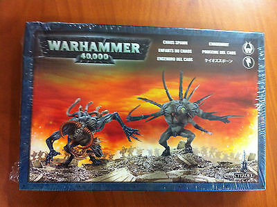 Warhammer 40K ENGENDRO DEL CAOS / CHAOS SPAWN MINT