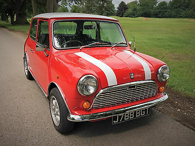 1991 Classic Rover Mini Mayfair (Austin, Morris) NEW MOT