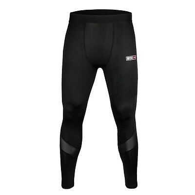Compression Pants Bad Boy X-Train - Black Spats MMA BJJ Fitness