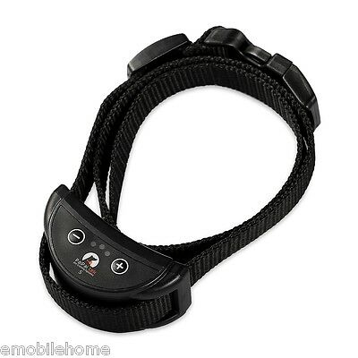 Upgraded PD 258 Waterproof Rechargeable Adjustable Dog Training Shock Collar New