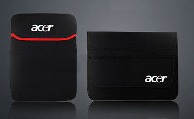 """Soft Sleeve Universal Case Bag Portable Pouch Cover for 15.6"""" Acer Laptops"""