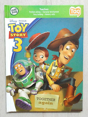 Leapfrog Tag / LeapReader - Toy Story 3 - Together Again Book