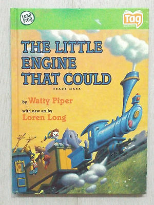 Leapfrog Tag - The Little Engine that Could Book