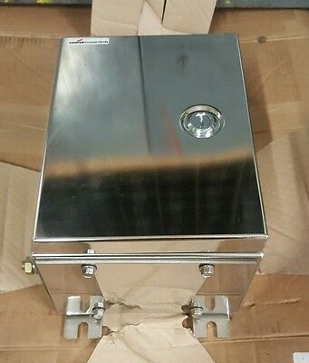 stainless steel electric enclosure