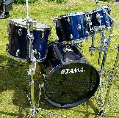Tama Swingstar 6 piece drum kit