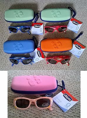 Chicco Polarised Sunglasses 100% UV Protection Age 0M+ 100% UV - New With Tags