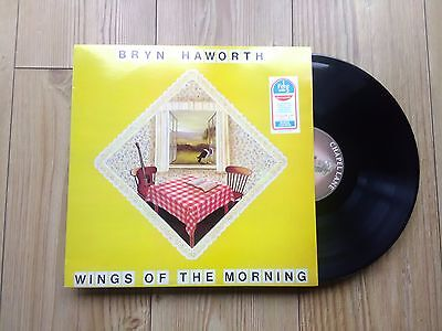 Bryn Haworth – Wings Of The Morning : Chapel Lane Productions LP