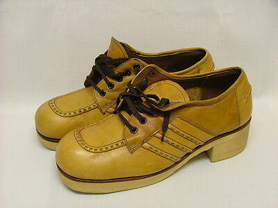 Vintage 60s/70s  mens shoes  Exact Size unknown