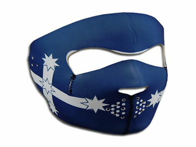 Eureka Flag Neoprene Face Mask Brand New