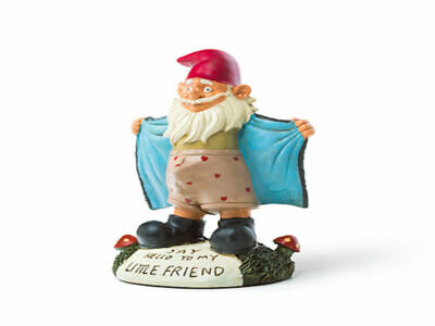 Perverted Garden Gnome - Flashing Gnome Brand New