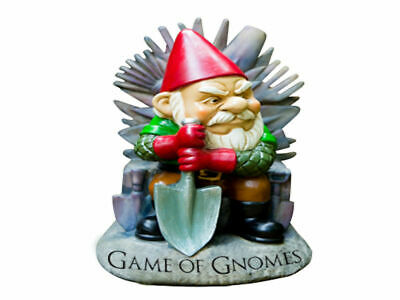 Game Of Gnomes Garden Gnome (Game of Thrones) - Brand New