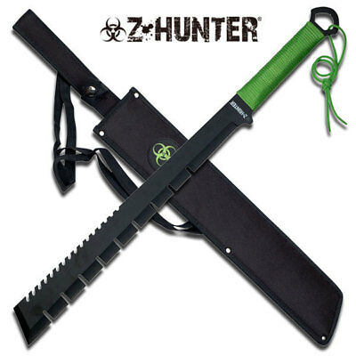 Z-Hunter Machete (62.5cm) with Nylon Sheath - Brand New