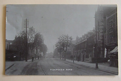 RP Postcard c.1910 FISHPONDS ROAD BRISTOL