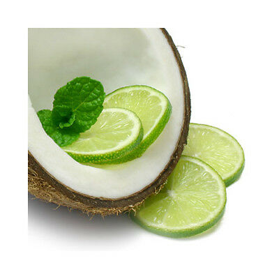 COCONUT LIME Fragrance Oil for Candles, Soaps, Melts - 10ml to 2.5L
