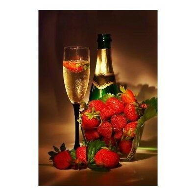 CHAMPAGNE & STRAWBERRIES Fragrance Oil for Candles, Soaps, Melts - 10ml to 2.5L