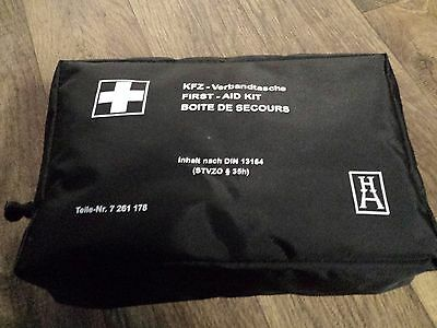 Official Genuine Original Oem Bmw First Aid Kit Hans Hepp 7261178