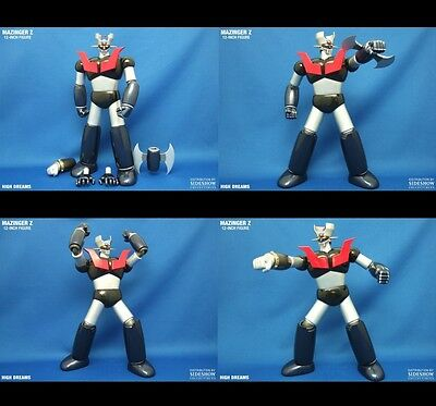 -=] HIGH DREAM - MAZINGER Z Mazinga Z Full Action Figure Collection 30cm.  [=-