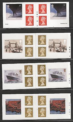 Great Britain PM series cylinder booklet between PM5 and PM13 (sold separetely)