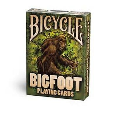 Bicycle *BIGFOOT* Playing Cards Brand New Sealed .