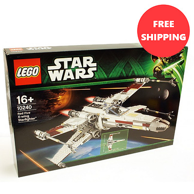 [LEGO] 10240 Star Wars X-Wing Starfighter UCS SEALED & NEW / Retired / FREE EMS