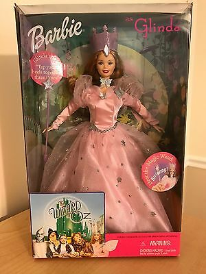 NRFB Barbie as Glinda from The Wizard of Oz